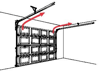 Sectional Door - No Motor